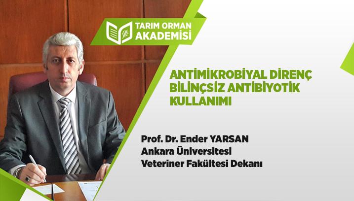 Küresel Tehdit Antimikrobiyal Direnç ve Bilinçsiz Antibiyotik Kullanımı