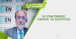 Su Yönetiminde Türkiye Su Enstitüsü